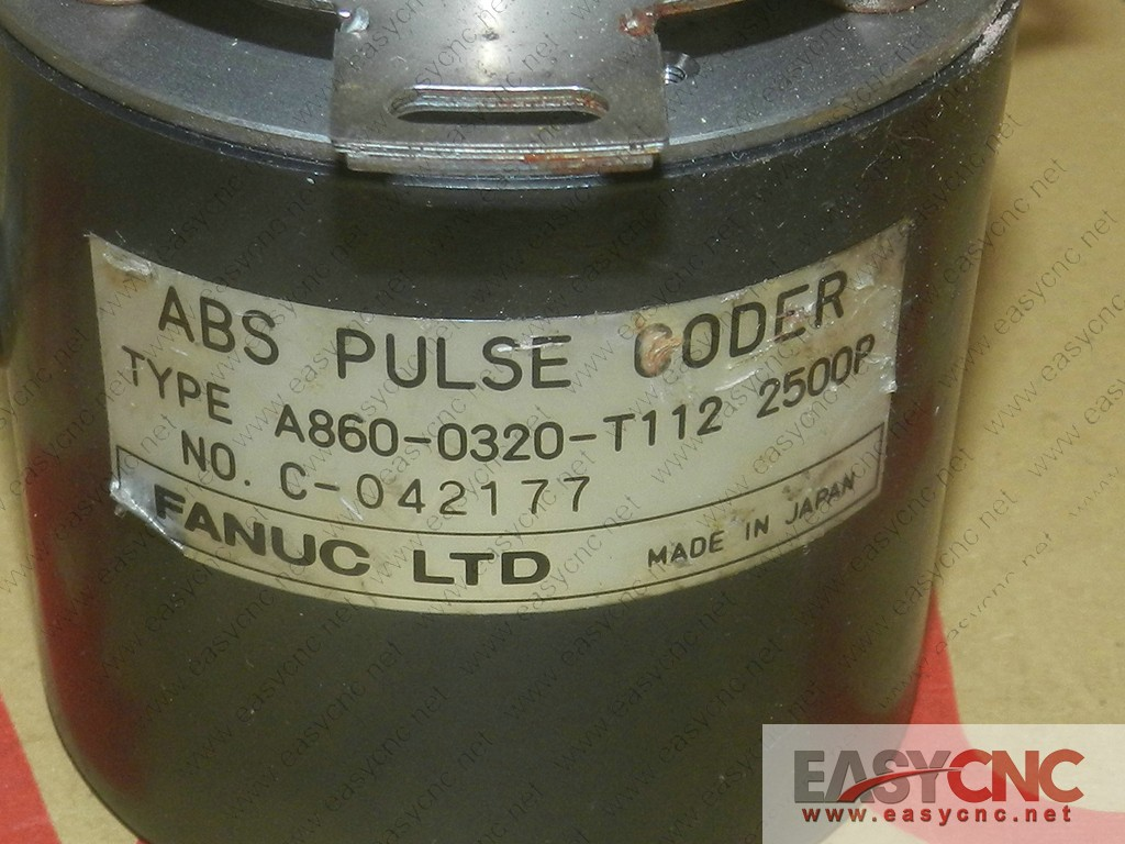 A290-0561-V532 A860-0320-T112 Faunc Pulse Coder Used