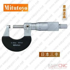 102-301(0-25 0.01mm) Mitutoyo micrometer new and original
