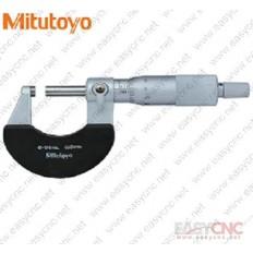 102-311(0-25mm) Mitutoyo micrometer new and original