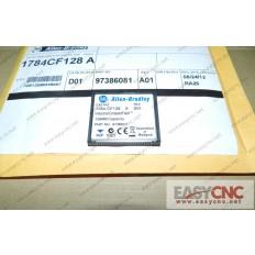 1784CF128A 1784-CF128 Allen-Bradley Industrial Compactflash 128Mb New And Original