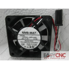 2406KL-05W-B59  NMB FAN  WITH FANUC  BLACK CONNECTORS