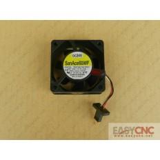 A90L-0001-0508 9WF0624H4D03  Sanyo fan with fanuc black connectors  60*60*25mm new and original