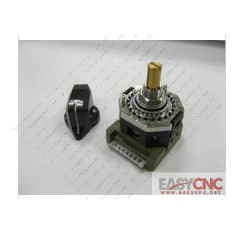 DPN01021H16R Tosoku rotary mode select switch new