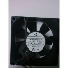 MMF-08D24ES-AN7 Mitsubishi fan 24vdc 0.13A 80*80*25mm new and original