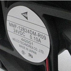 MMF-12D24DS-RNC Mitsubishi fan 24vdc 0.36A 120*120*38mm new and original