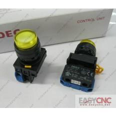 YW1L-M2E10Q0Y YW-DE IDEC control unit switch yellow new and original