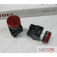 YW1P-1EQ0R YW-EQ IDEC control unit switch red new and original