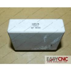 A40L-0001-0381/A  Fanuc resistor 0381/A 10ΩJ used