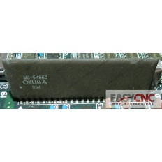 MC-5486C OKUMA Hybrid used