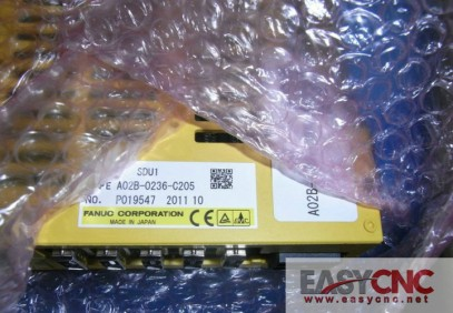 A02B-0236-C205 SDU1 Fanuc I/O module new and orignal