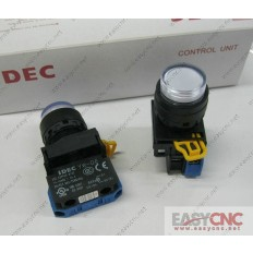 YW1L-M2E10Q0W YW-DE IDEC control unit switch white new and original