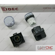 YW1P-1BEQ0W YW-EQ IDEC control unit switch white new and original