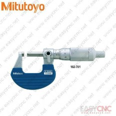 102-701(0-25 0.01mm) Mitutoyo micrometer new and original