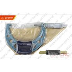 103-140(75-100mm 0.01) Mitutoyo micrometer new and original