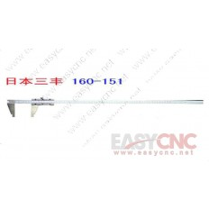160-151(0-450*0.02mm) Mitutoyo caliper new and original