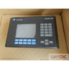 2711-K6C2 Allen Bradley panelview 600 used