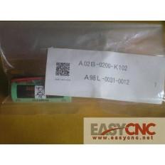 A02B-0200-K102 Fanuc battery new and original