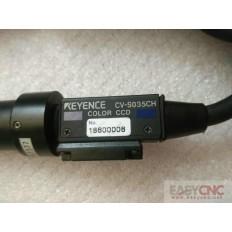 Keyence CV-S035CH CCD used