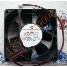 MMF-08C24TS-RZ4 Mitsubishi fan 24vdc 0.15A 80*80*25mm new and original