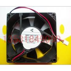 MMF-08D24ES-RN2 Mitsubishi fan 24vdc 0.16A 80*80*25mm new and original