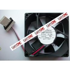 NC5332H53A MMF-08G24ES-EN1 Mitsubishi fan 24vdc 0.13A 80*80*25mm new and original