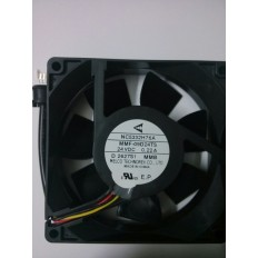 NC5332H76A MMF-09D24TS-mmB Mitsubishi fan 24vdc 0.22A 92*92*25mm new and original