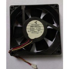 CA1640H01 MMF-09D24TS-RP1 Mitsubishi fan 24vdc 0.19A 92*92*25mm new and original