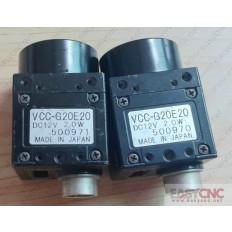 VCC-G20E20 Cis ccd used