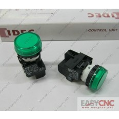 YW1P-1BEQ0G YW-EQ IDEC control unit switch green new and original