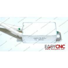A40L-0001-0491/B FANUC 0491/B RESISTOR 0491/B 2ΩJ
