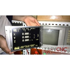 MDT962B-1A    LCD Display replace MITSUBISHI CRT Imcompatible M500 M520 System