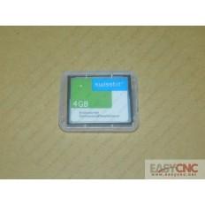 SFCF4096H1BO2T0-I-D1-543-KON Swissbit memory card 4GB new and original